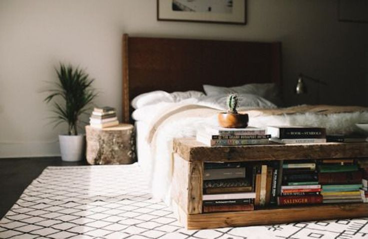 15 Decorating Ideas For A Bookish Bedroom