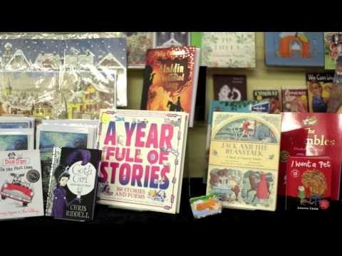 Christmas Countdown Shrewsbury - Pengwern Books #SourceDesign #Christmas #Independent #Retail #Video #Shrewsbury