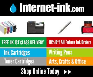 Internet-ink.com ​- ​Compatible & Original Printer Ink Cartridges,Toner Cartridges & Office Supplies with Free Delivery