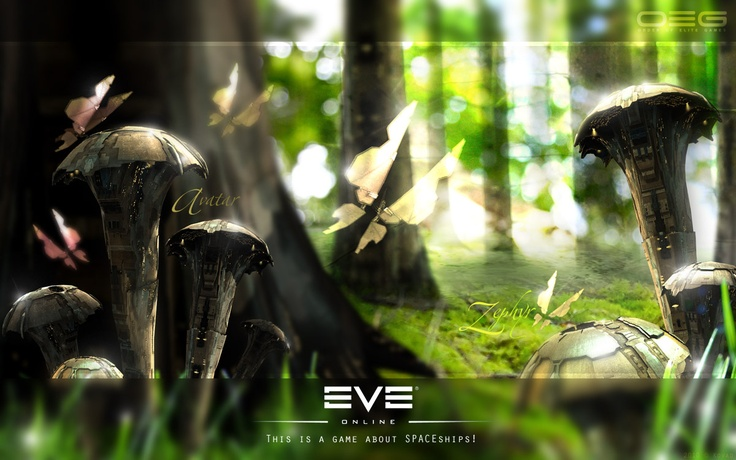Eve Online Artwork | Eve Online Fansite