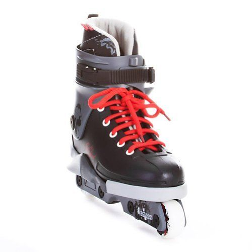 """Razors Cult Street Red Aggressive Skates by Aggressivemall. $108.51. Razor frames / RZR 56mm 90a outer wheels / GC 42mm nylon anti rockers. Sold as a pair ready to roll out of the box!. Razors """"This is Rolling Aggressive Skate DVD for new skaters. Razor Cult Street Liners. Razors perfects their popular Cult skate design to give beginning and intermediate level rollerbladers an aggressive skate that they can take to the street and local skate park to improve their skills at an a..."""