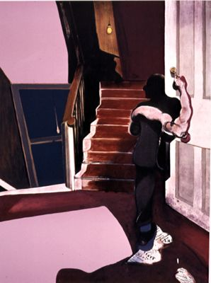 Francis Bacon - In Memory of Greg Dyer 1971