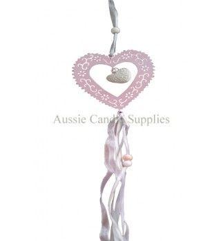 Amor Pink Heart $2.20