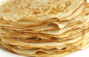SAVOURY COCONUT FLOUR CREPES – Perfect as a WRAP for your protein and greens - NOW GLUTEN FREE as well as DAIRY FREE!