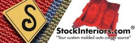 Need Carpet for your car, truck or van?!?!  Order from stockinteriors.com