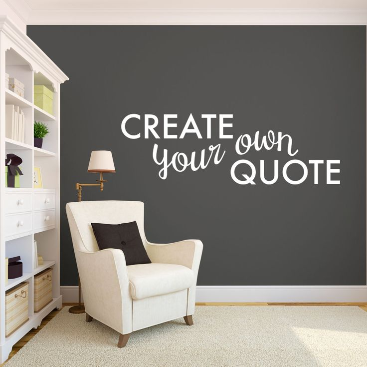 Create Your Own Quote