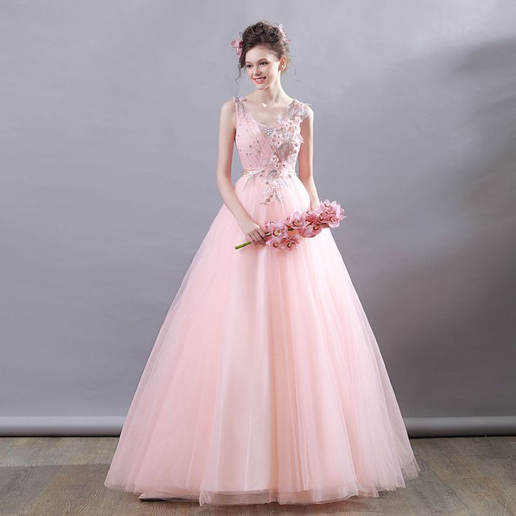 Buy Angel Bridal Sleeveless Applique Beaded Evening Gown at YesStyle.com! Quality products at remarkable prices. FREE Worldwide Shipping available!
