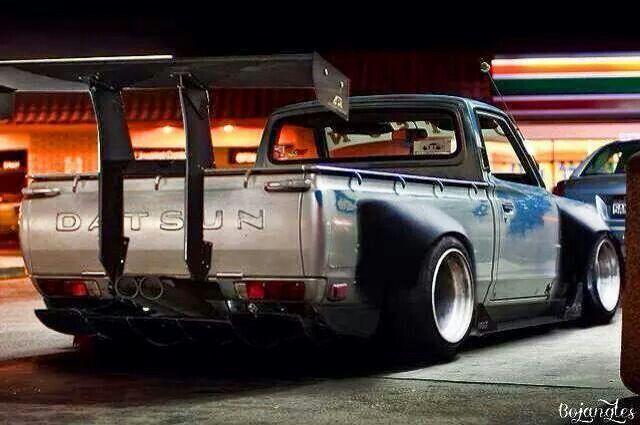 Datsun gtr drift truck