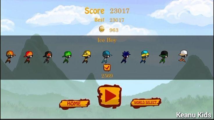 Game ThunderStorm karakter lengkap seperti BoBoiBoy thorn solar