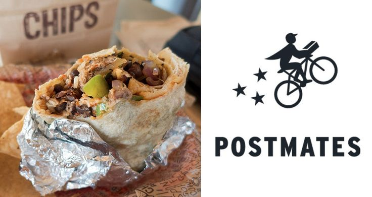 CHIPOTLE BURRITO DELIVERY NOW AVAILABLE, NO REASON TO LEAVE HOME EVER You can now have a carnitas burrito delivered to your home while you lay in bed getting stoned and watching Netflix.