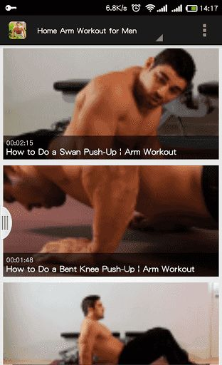 There are two ways to make your abs show—and yes, you need to work at both—build the muscles of the core themselves and raise your heart rate so you burn ...<p><p>Home Exercises For Men<br>Home Arm Workout for Men<br>Home Back Workout for Men<br>Home Ab W