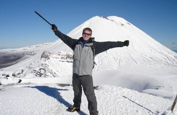 Explore Mordor Land and pay homage to Mt Doom - Conquer the Tongariro Alpine Crossing in winter only $155 pp