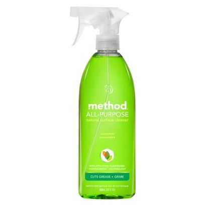 Method Cucumber All-Purpose Surface Spray Cleaner 28-oz. - best scent yet