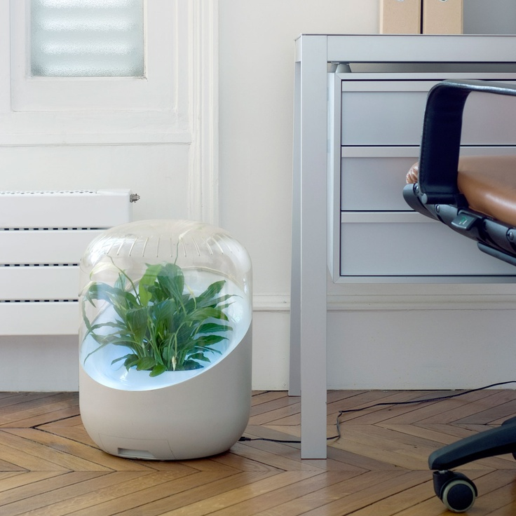Andrea Air Purifier - By Mathieu Lehanneur + David Edwards     $140 ($199.00 retail)