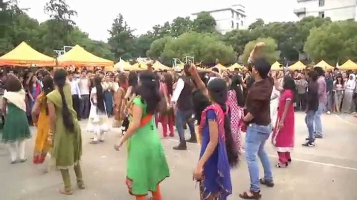 """Bollywood Flash Mob in China -  Official FABULOUS! DEDICATED TO MY BELOVED FRIEND """" NEETI"""" IN  INDIA! XXOO <3 :)"""