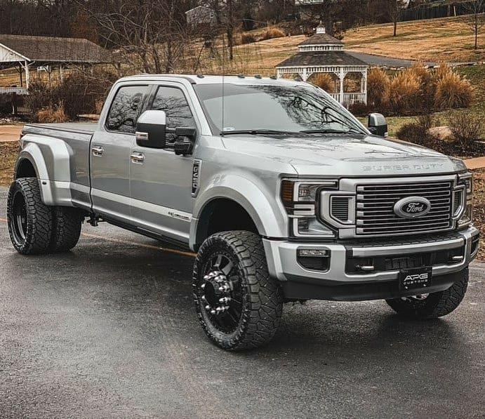 Alumi Duty On Instagram Leveledon37s Apg Customs 2020 F 450 Platinum Ico Alumi Duty Auf Instagram In 2020 Ford Pickup Trucks American Pickup Trucks Ford Trucks