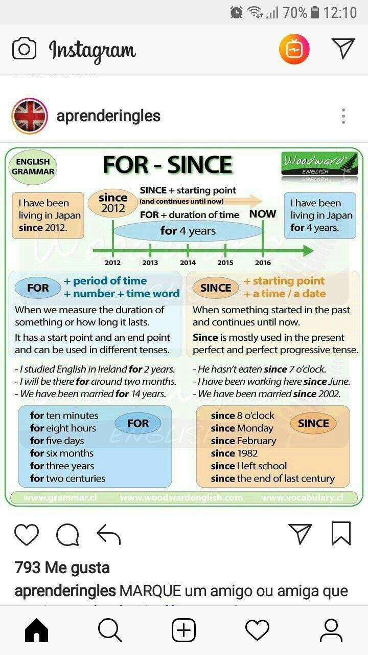 Pin Di Mauricio Bolanos Su Classroom Tips Grammatica Inglese Lingua Inglese Inglese