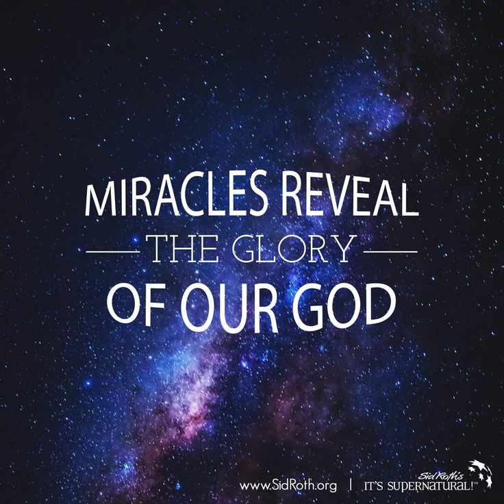 Gods Miracles Quotes: 7 Best Miracles Images On Pinterest