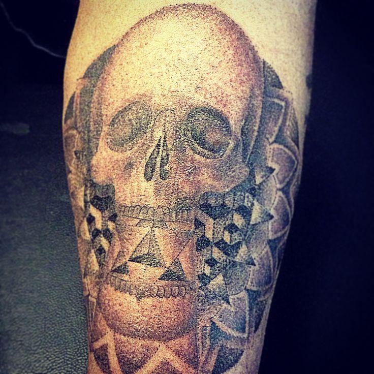 Tattoo by Jimmy at LDF Newtown