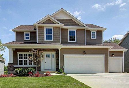 24 best two story homes images on pinterest two story Kitchen remodeling valparaiso indiana