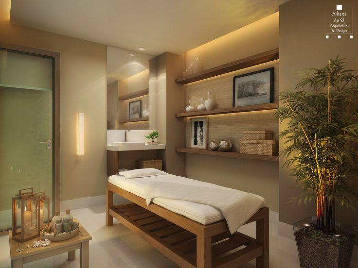 25 best ideas about massage room design on pinterest for Decoracion zen salon