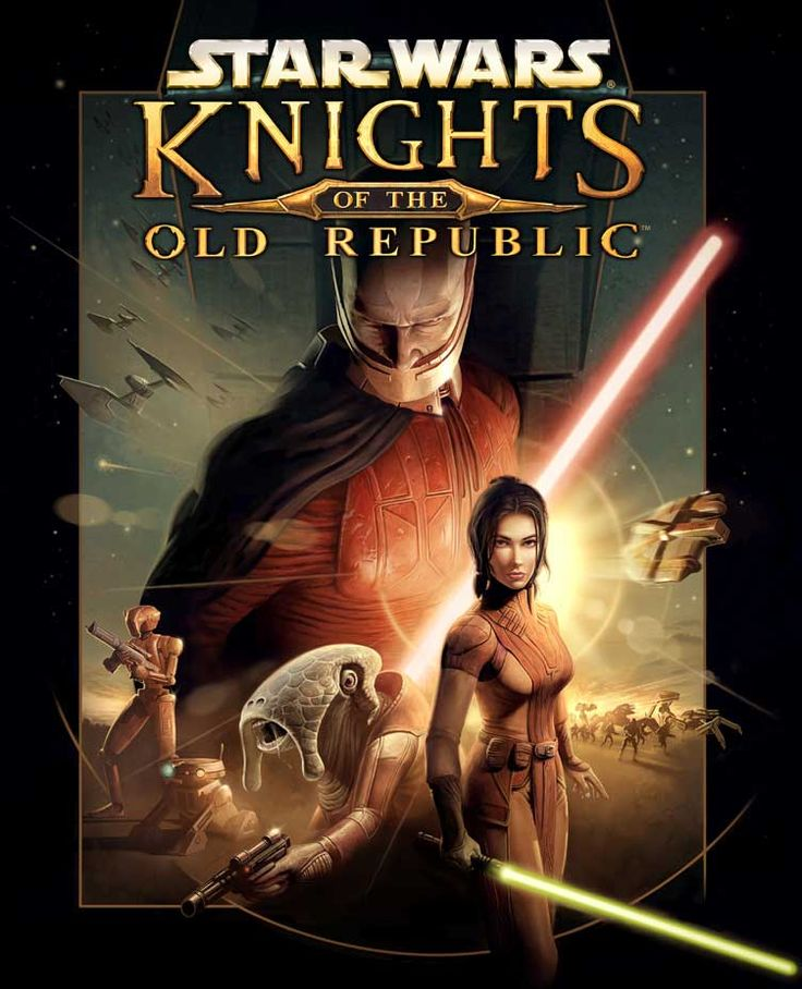 'Star Wars: Knights of the Old Republic' Hits the App Store