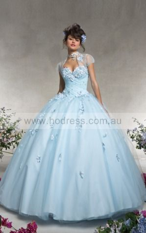 Lace-up Floor-length Natural Ball Gown Organza Formal Dresses afka307012--Hodress
