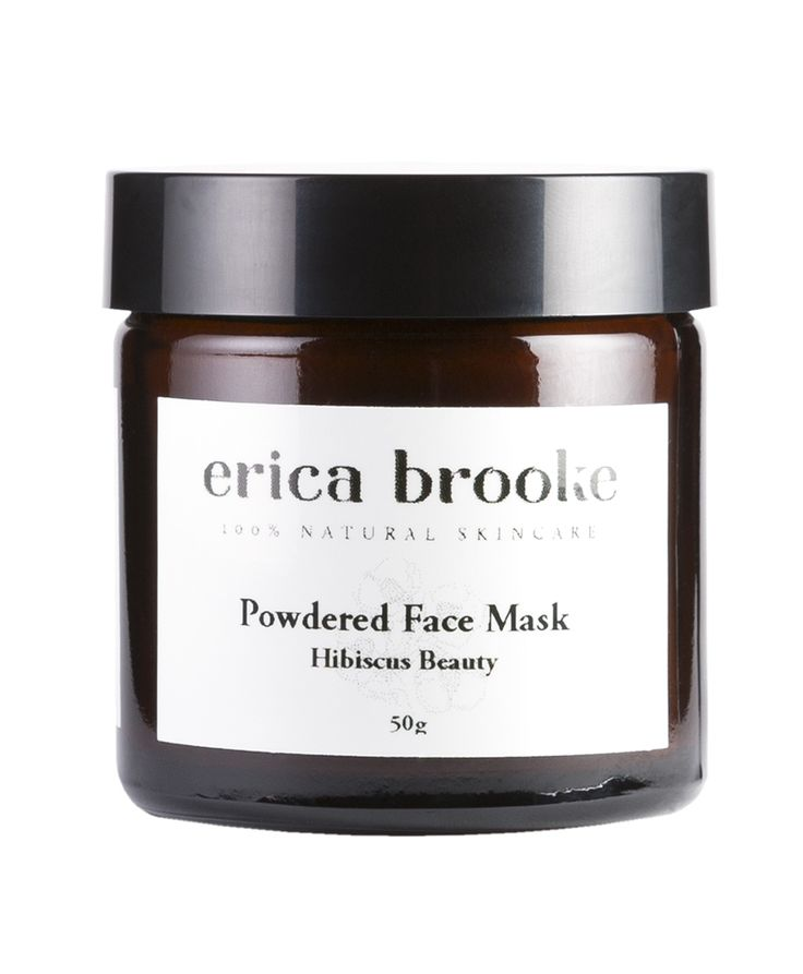 Hibiscus Beauty  Powdered Face Mask