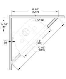 how to build a corner fireplace mantel and surround - Google Search