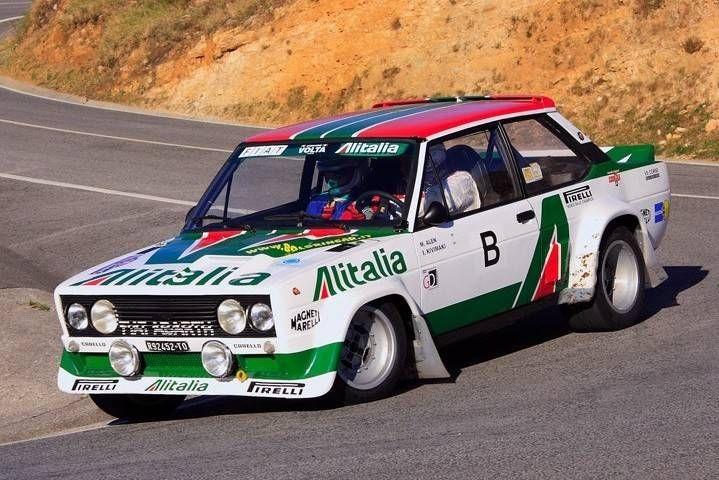 1976 Fiat 131 Abarth