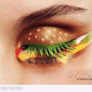 Burger King ad!