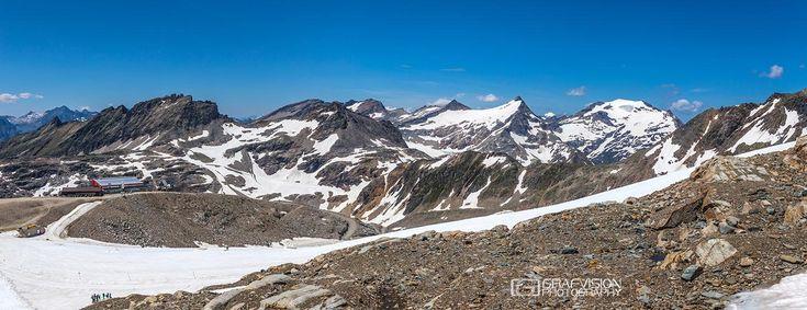 2015. július 11, Irány... Mölltaler Gletscher