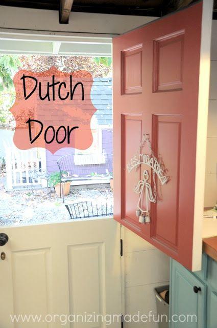 how to make a dutch door from a regular door 1