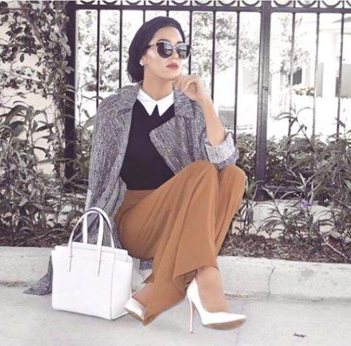 classy elegant hijab- Cute hijab for teens…