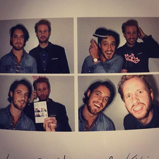 Jolijt met jeppe #photobooth #teteatete