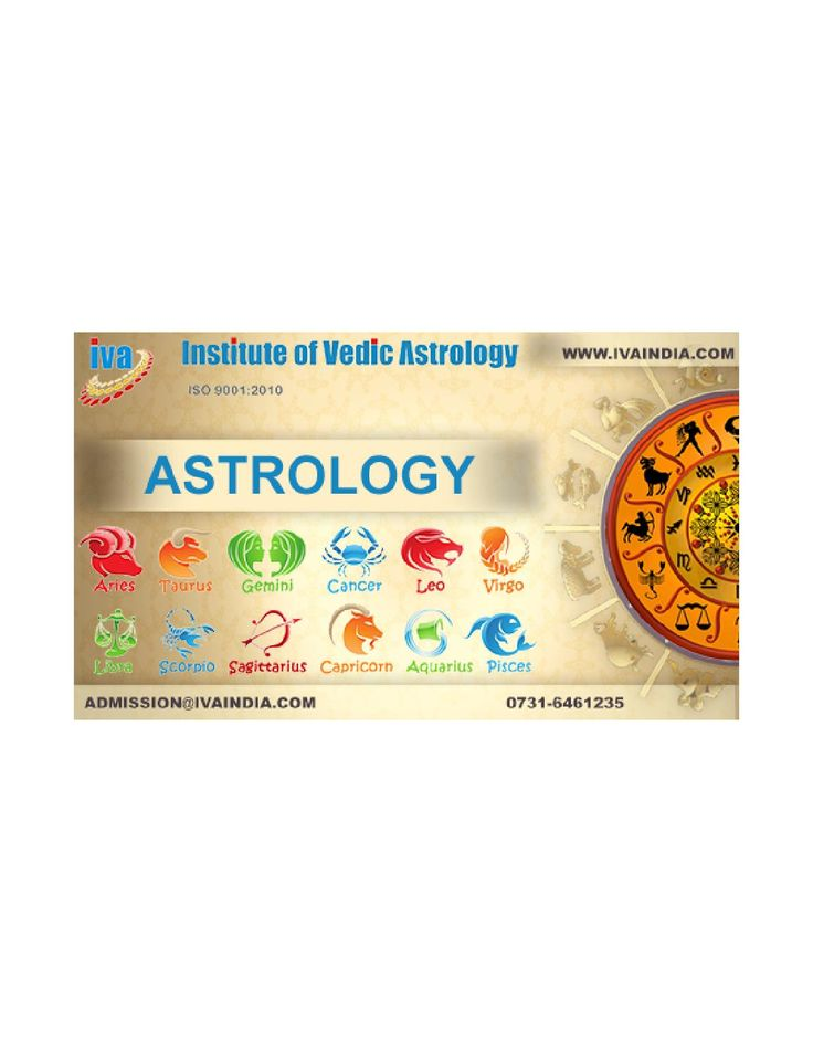 Iva pdf  Welcome to Institute of Vedic Astrology one of the excellent Astrology Institute in Indore for Learning Astrology, Vastu Shastra and Numerology.