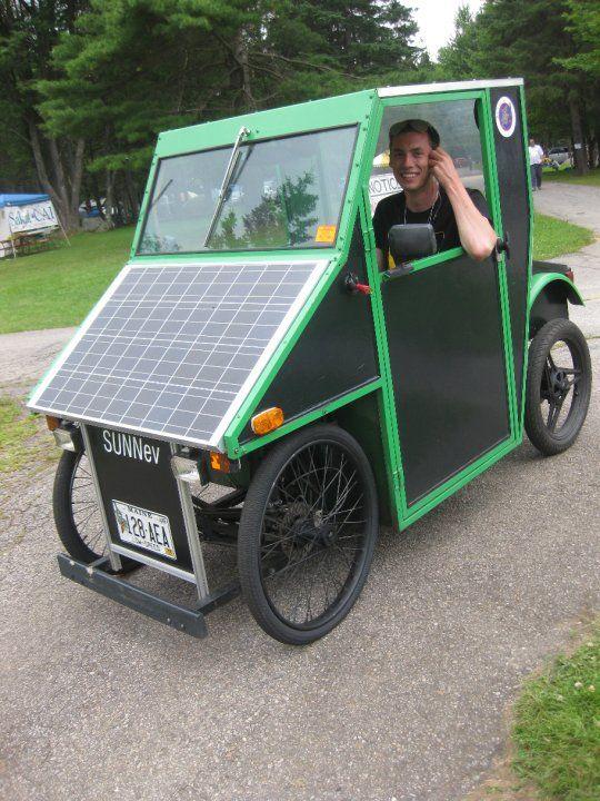 SUNN (electric) kit car. street legal! $6500.  sixteenth bday gift?