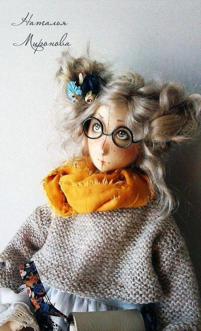 Dolls Natalia Mironova - 27 May 2016 - Tilda doll. Everything about Tilda, patterns, master classes.