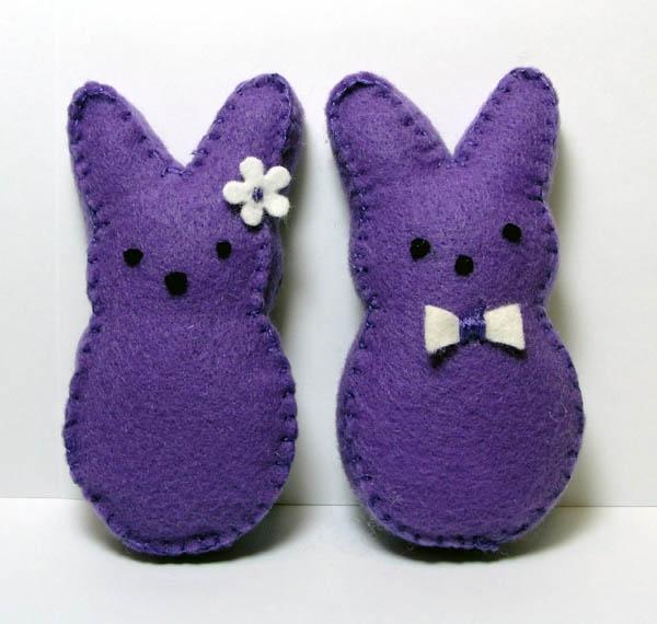 Easter Felt Crafts Pinterest