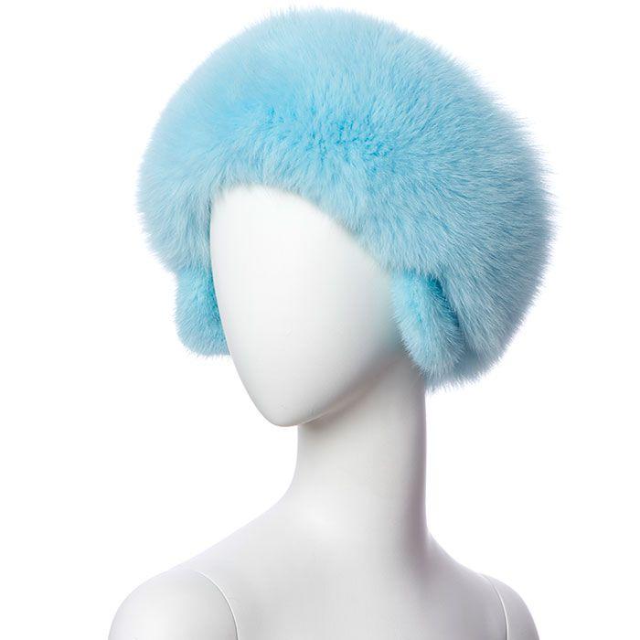 Меховые головные уборы: зимние шапки, купить меховую шапку в Москве