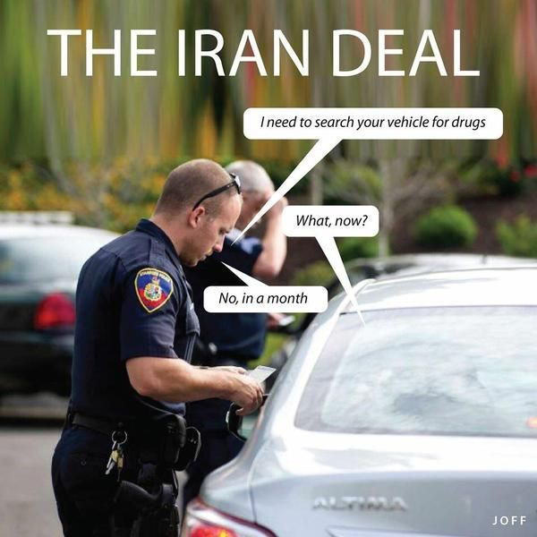MFS - The Other News: Video - Iran Nuclear 'Garage Sale' Deal: Sometimes...