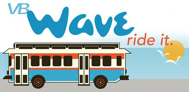 VB Wave - Hampton Roads Transit - Bus, trolley, light rail, and ferry transportation, routes, schedules, rates and contacts.