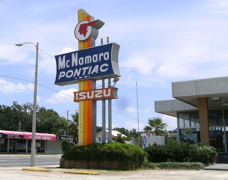 McNamara Pontiac Orlando, Used car lots, Florida