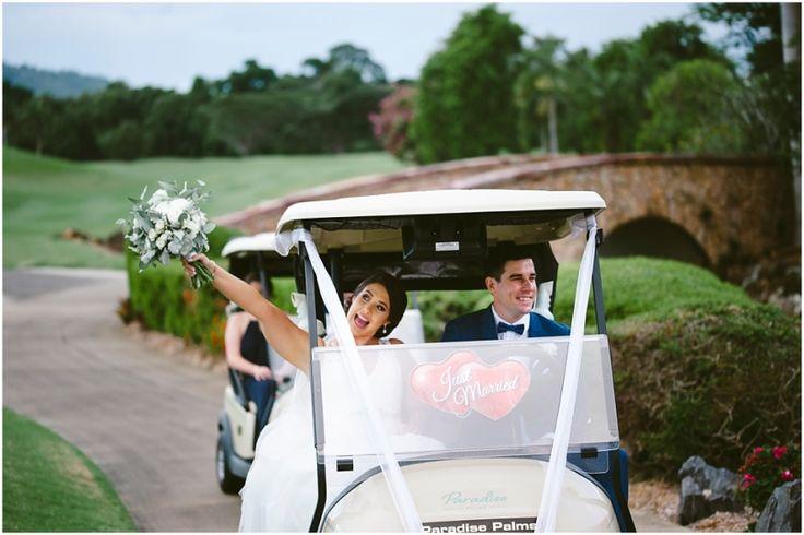 Reece and Jess's Wedding – Paradise Palms Resort, Kewarra Beach, Cairns  Qld » Port Douglas Wedding Photography