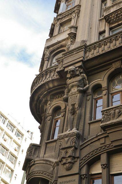 MisteriosaBsAs: Edificio Otto Wulff / Otto Wulff Building Buenos Aires, Argentina