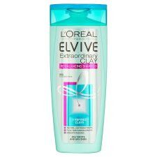 L'or/P Elvive Extraordinary Clay Shampoo 250Ml