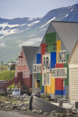 Sigludfjordur - Iceland