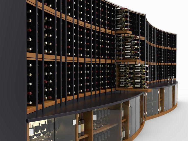 """Hai sempre desiderato una cantina per conservare le tue migliori bottiglie senza dover rinunciare al #design e all' #innovazione ? Oggi vi presentiamo CAVE A VIN - Il """"mobile"""" che valorizza il tuo vino! #vino #wine #medeinitaly #caveavin ##vino #wine #medeinitaly #caveavin #cantina #vin #lifestyle #design #innovation #winelover #luxury #handmade #italy #architectural #living #interiordesigner #homedecor"""
