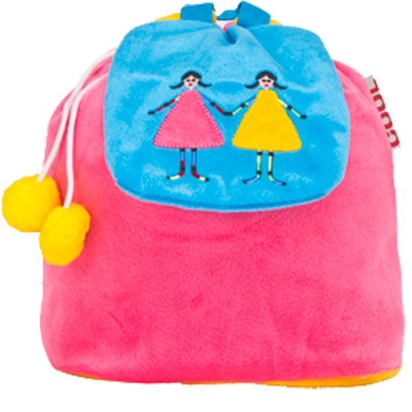 This cute Mini Backpack is the perfect gift  for your little princess as it's bright, colourful and practical. It's also on sale now for only $14.95! #KidsGifts #Girls #Presents #Gifts #Sale