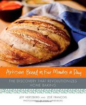 Artisan Bread in Five Minutes a Day!